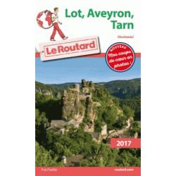 Routard Lot, Aveyron, Tarn 2017