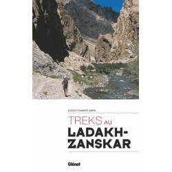 Achat Guide trek - Grands Treks au Ladakh et Zanskar - Glénat