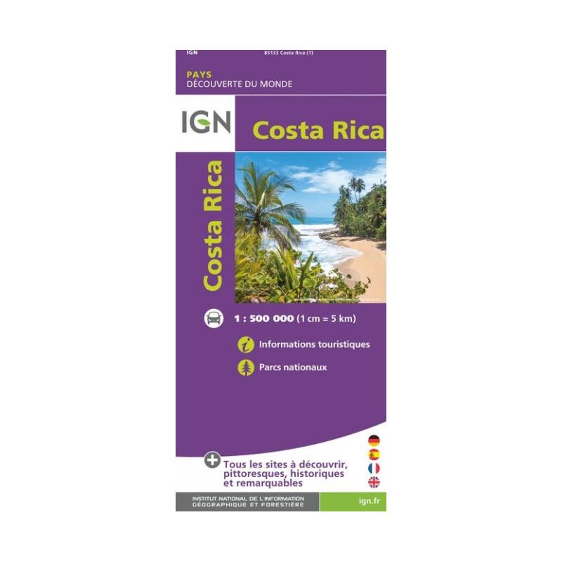 Costa Rica - IGN