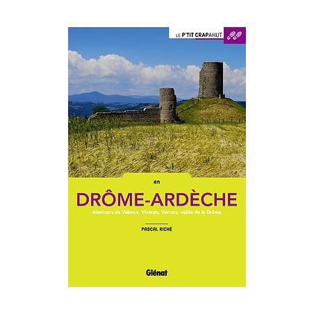 Achat Topo guide randonnées - En Drôme Ardèche - Glénat