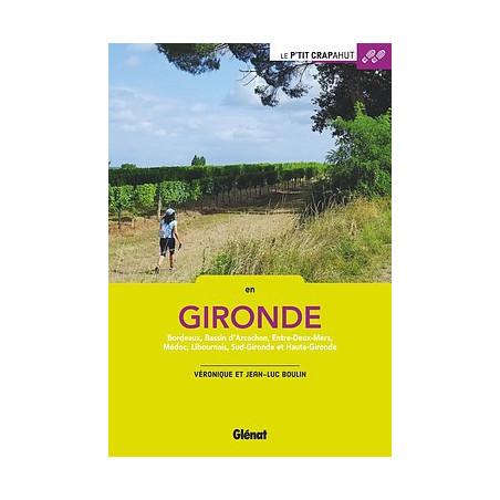 Achat Topo guide randonnées - En Gironde - Glénat