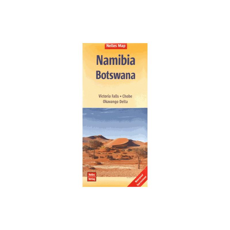 Namibie, Botswana - Nelles