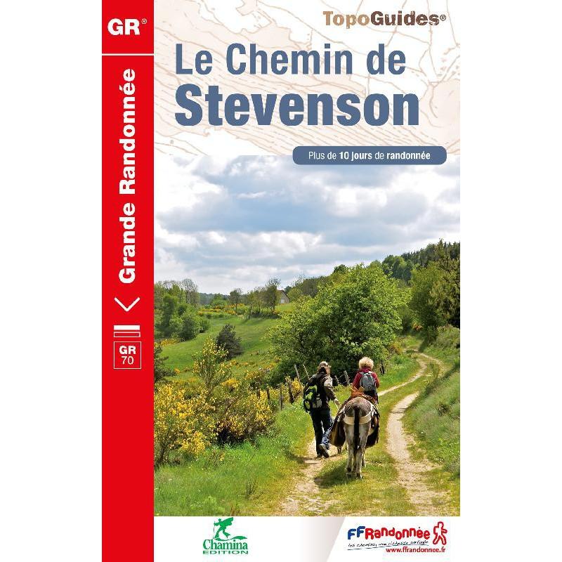 Le Chemin de Stevenson - FFRP 700