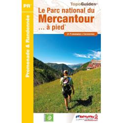 Le Parc National du Mercantour à pied - FFRP