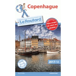Routard Copenhague 2017