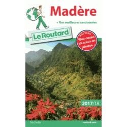 Routard Madère 2017