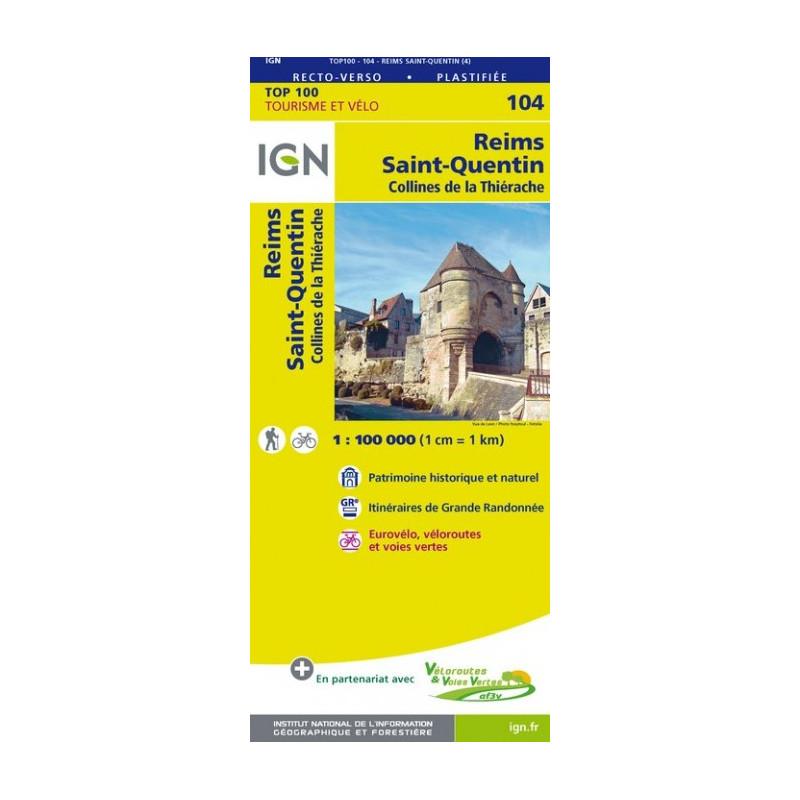 Reims Saint-Quentin - TOP 100 IGN 104