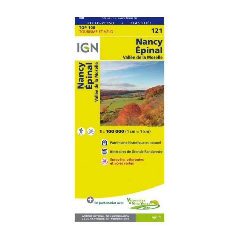 Nancy Epinal - TOP 100 IGN 121