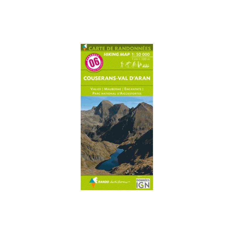 Couserans, Val d'Aran- Randoéditions N°6