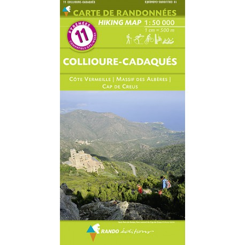 Collioure, Cadaqués - Randoéditions 11