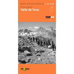 Valle de Tena - Prames TOP25