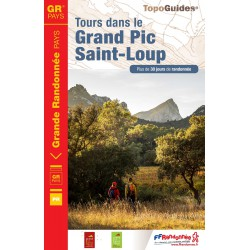 Grand Pic Saint-Loup - FFRP