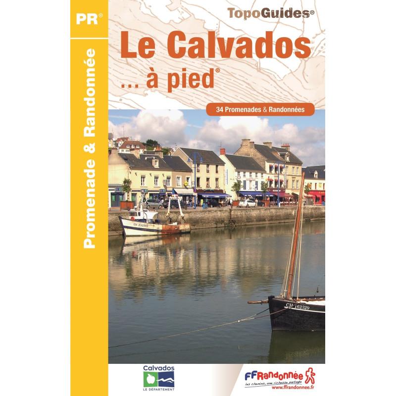 Le Calvados... à pied - FFRP