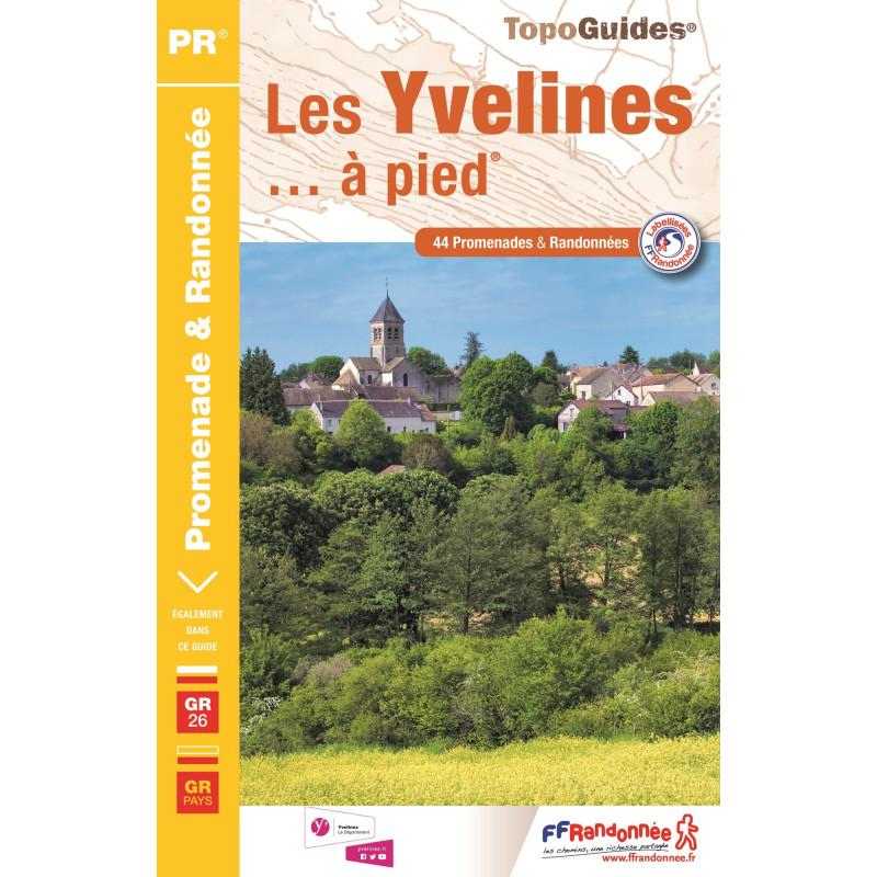 Les Yvelines... à pied®  - FFRP