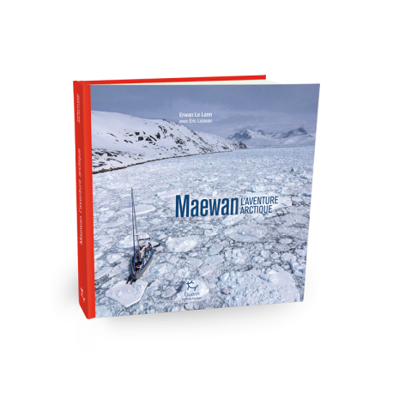 Maewan, l'aventure arctique - Guérin