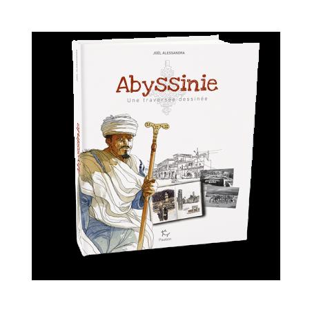 achat Abyssinie, une traversée dessinée - Paulsen