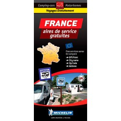 France aires et parkings campings-cars gratuits