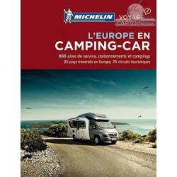 Achat Escapades en camping-car en Europe - Michelin