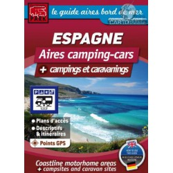 Atlas France Camping car 2018
