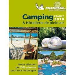 Achat Camping & Hôtellerie de plein air France - Michelin 2018