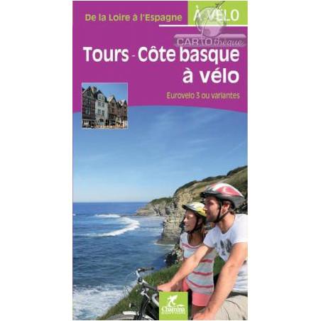 Eurovelo 3 - De Tours à la côte Basque