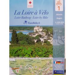 Loire à vélo 1  - eurovélo 6 - St Nazaire Angers