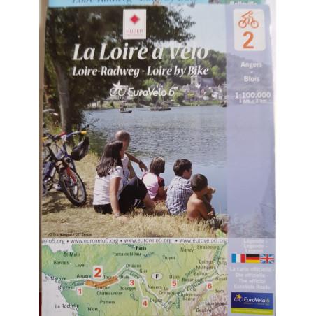 Loire à vélo 2  - eurovélo 6 - Angers à Blois