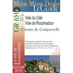 Saint-Jacques-de-Compostelle : Le Puy en Velay - gr46 gr6