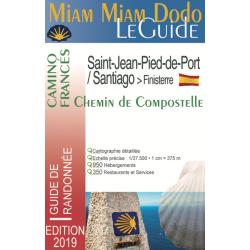 Saint-Jacques-de-Compostelle : Voie d'Arles GR653 Miam Miam Dodo