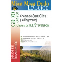 Saint-Jacques-de-Compostelle : Stevenson et Regordane / Miam Miam Dodo