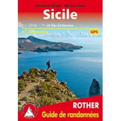 Achat Topo guide randonnées - Sicile - Rother