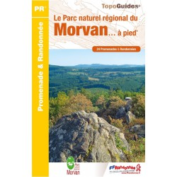 données - Parc Naturel Régional du Morvan à pied - FFRP PN22