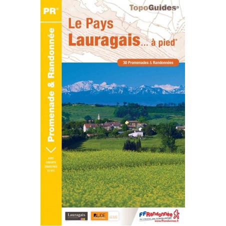 Achat Topoguide - Le pays Lauragais à pied - FFRP P115
