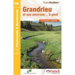Achat Topoguide - Grandieu et ses environs à pied - FFRP P482