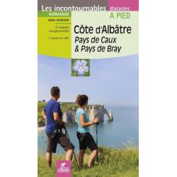 Achat Topo guide randonnées - La Côte d'Albâtre, le Pays de Caux - FFRP 202