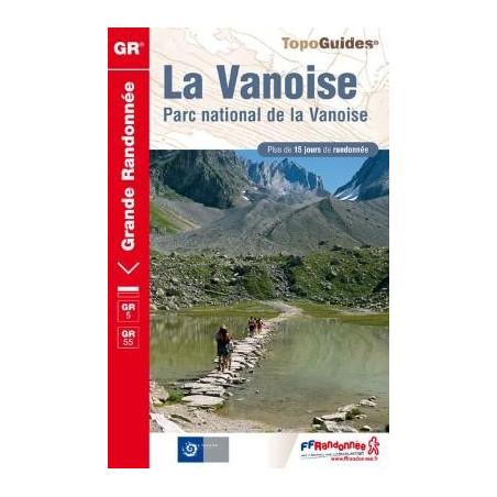 Achat Topo guide randonnées - La Vanoise - FFRP 530