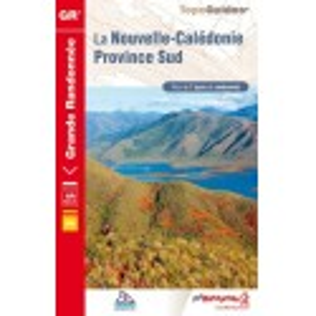 Achat Topo guide randonnées - La Nouvelle-Calédonie : Province Sud - FFRP 988