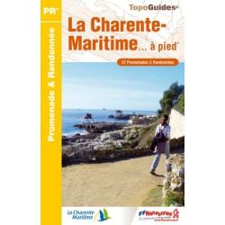 La Charente-Maritime... à pied® - FFRP D017