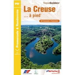 La Creuse... à pied®  - FFRP D023