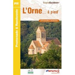 Achat Topo guide randonnées - L'Orne... à pied®  - FFRP D061