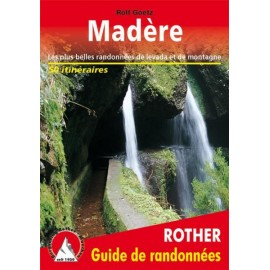 Achat Topo guide randonnées - Madère - Rother