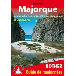Achat Topo guide randonnées - Majorque - Rother
