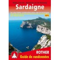 Achat Topo guide randonnées - Sardaigne - Rother