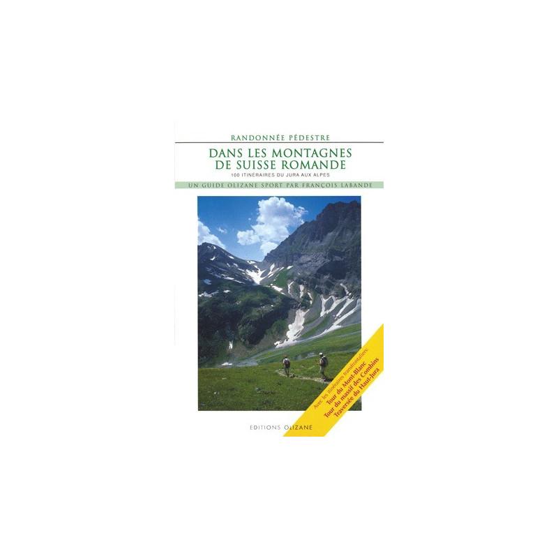 Achat Topo guide randonnées - 100 itinéraires de randonnée pédestre du Jura aux Alpes - Olizane
