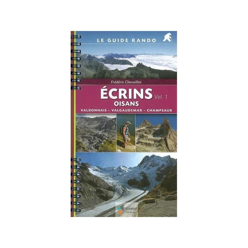 Achat Le Guide Rando Ecrins (vol.1) - Randoéditions