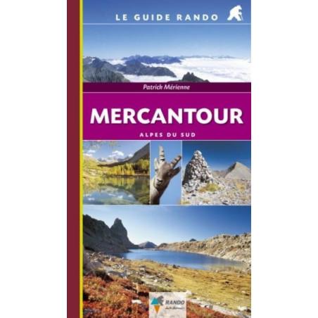 Achat Le Guide Rando Mercantour- Randoéditions