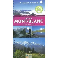 Achat Le Guide Rando Pays du Mont-Blanc - Randoéditions