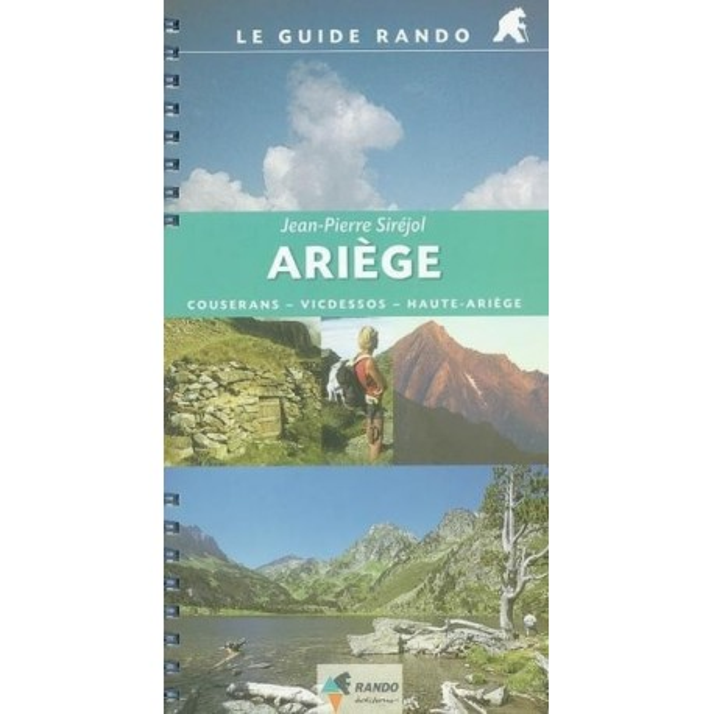Achat Le Guide Rando Ariège - Randoéditions