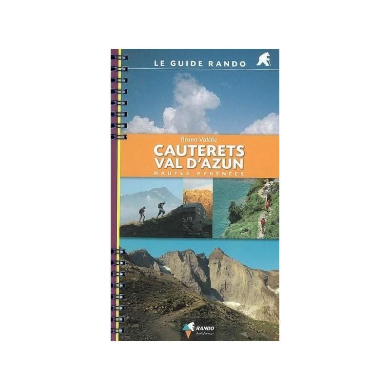 Achat Le Guide Rando Cauterets Val d'Azun - Randoéditions