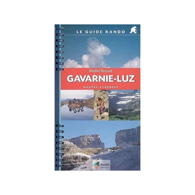 Achat Le Guide Rando Gavarnie-Luz - Randoéditions